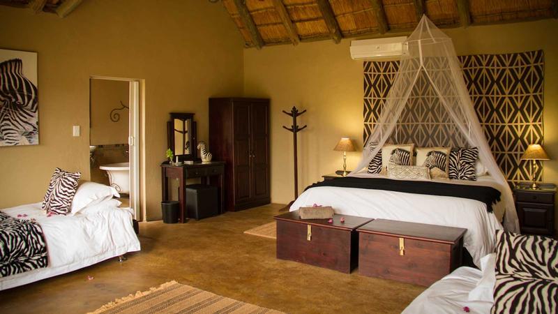 Family Holiday South Africa - Umkumbe Safari Lodge (Upgrade) - Superior Suite