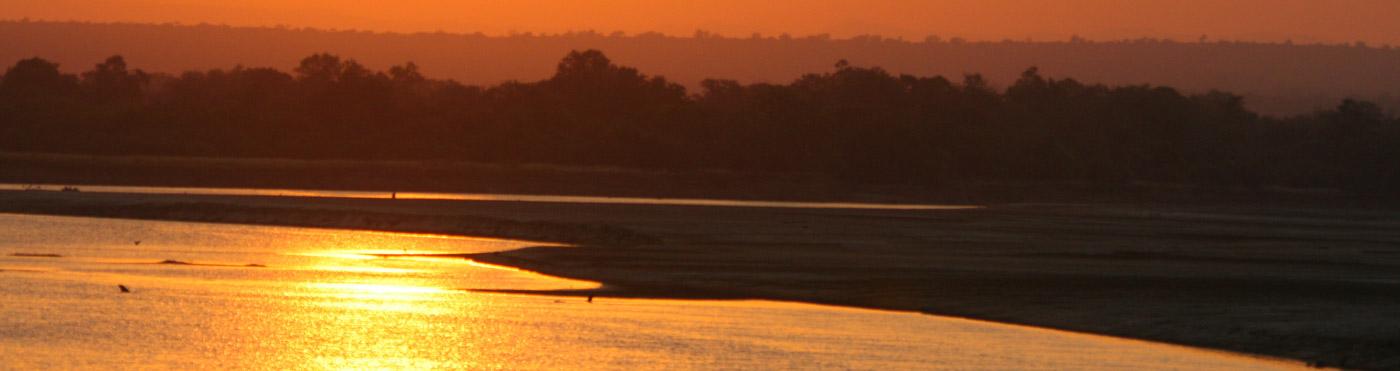 Zambia itineraries
