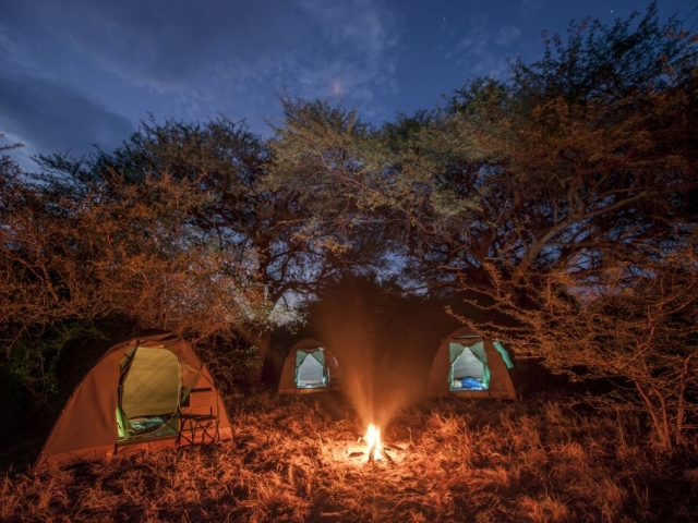 Highlights of Botswana - your home each night