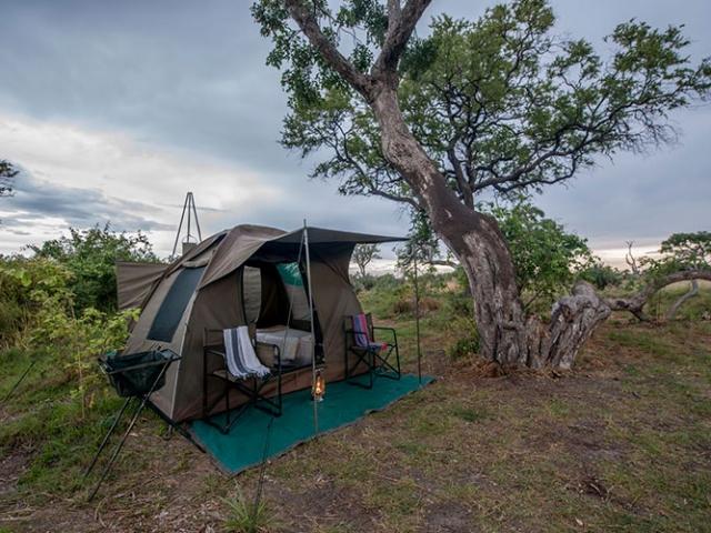 Eastern Delta Mobile Tented Safari