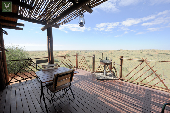 Kgalagadi wilderness camps