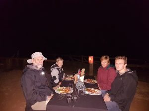 Bush BBQ - Kruger National Park