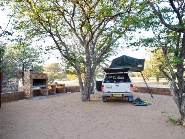 Madisa Camp, Twyfelfontein