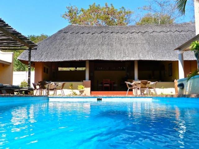 Amadeus Garden Lodge, Victoria Falls