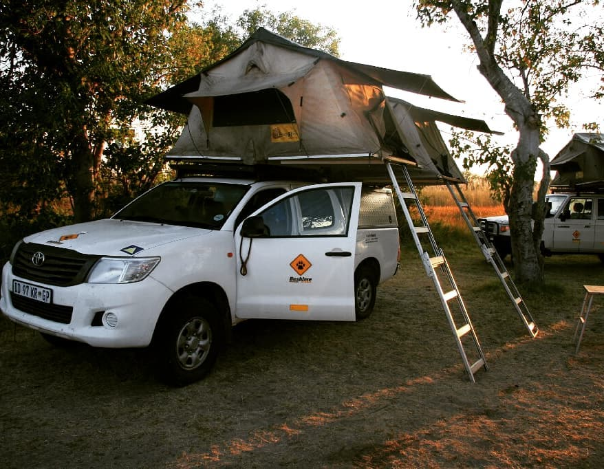 Self drive safaris, tailor made