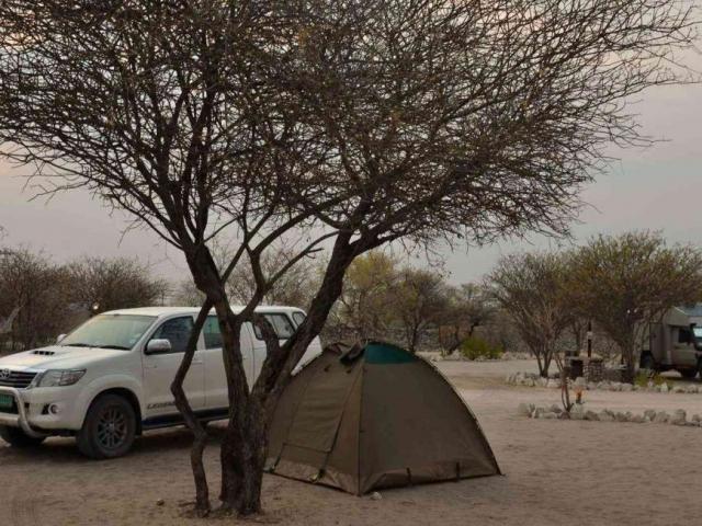 Tsumkwe Campsite, Bushmanland