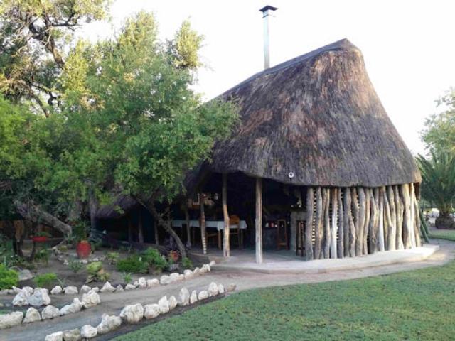 Tsumkwe Lodge Restaurant