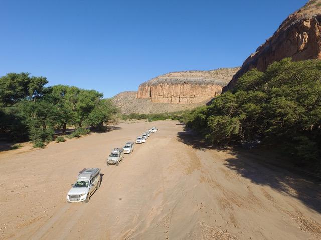 Khowarib Canyon