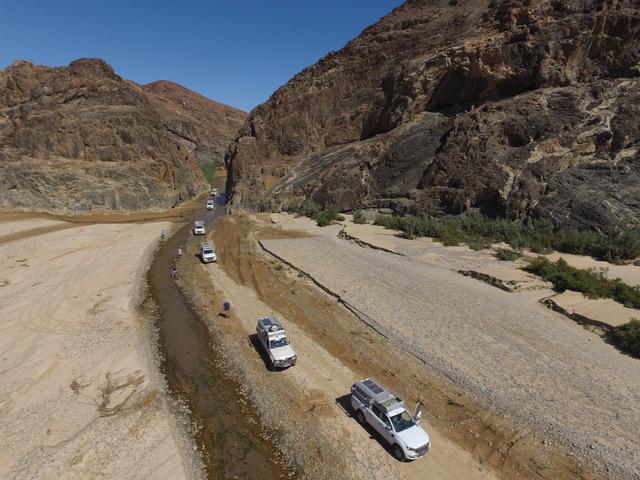 Puros Canyon