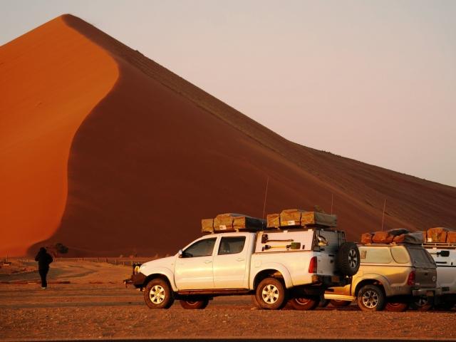 Sossusvlei, Namib-Naukluft National Park