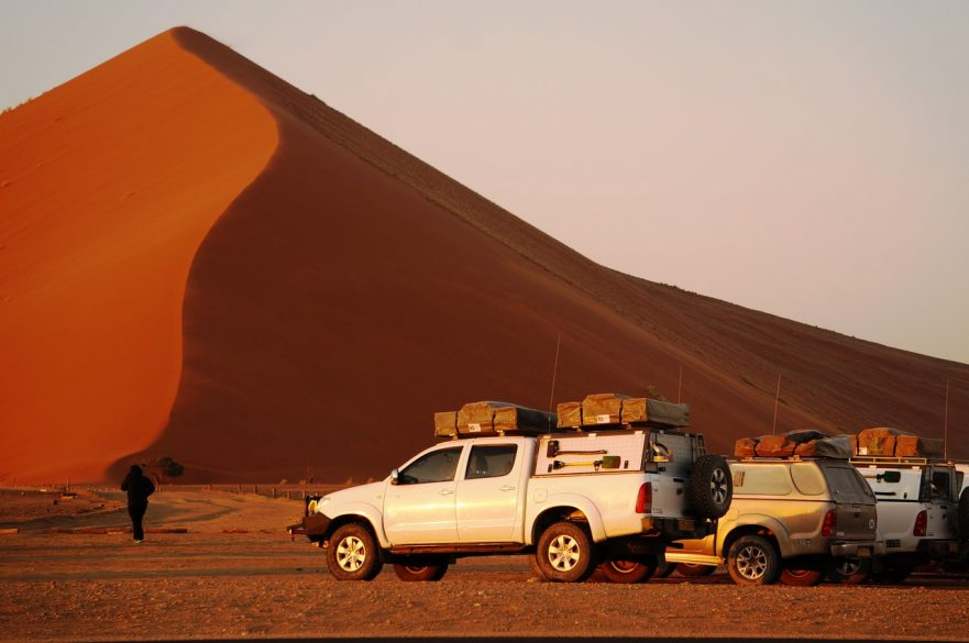 Sossusvlei, Namib-Naukluft National Park