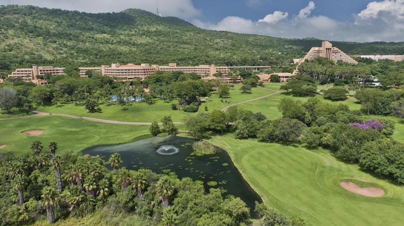 Family Holiday South Africa - Sun City Resort