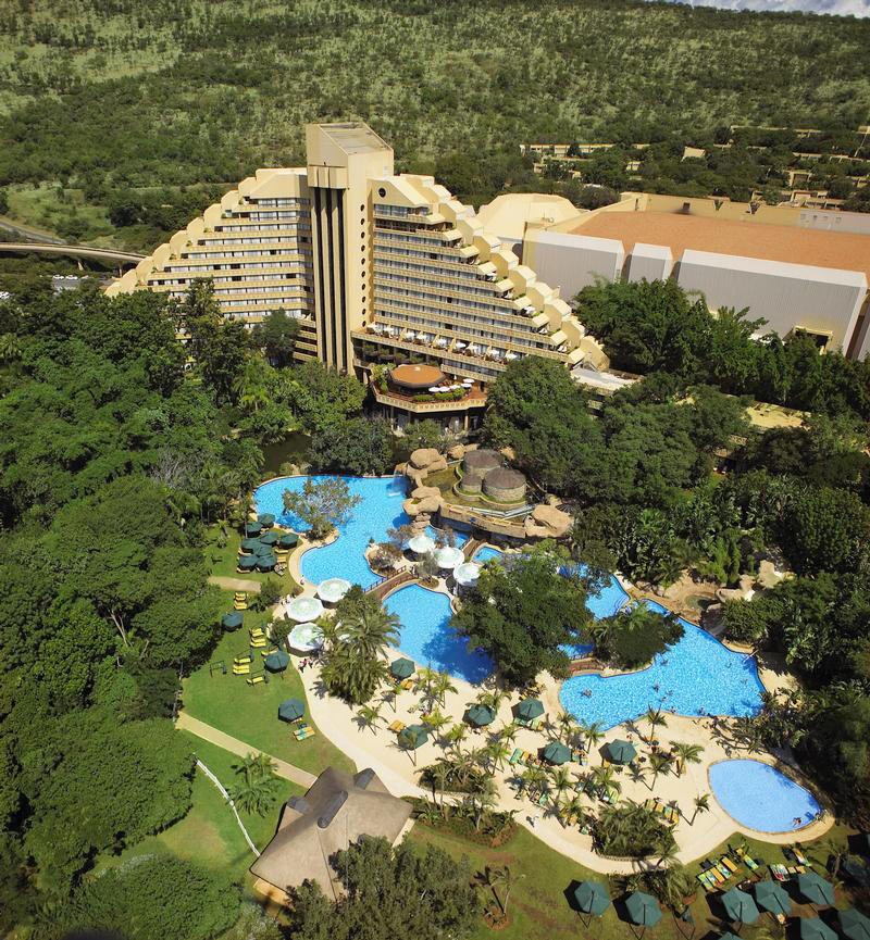 Family Holiday South Africa - Sun City Cascades Hotel (Upgrade)
