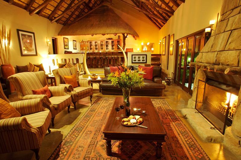 Family Holiday South Africa - Elephant Plains Safari Lodge (Upgrade) - lounge