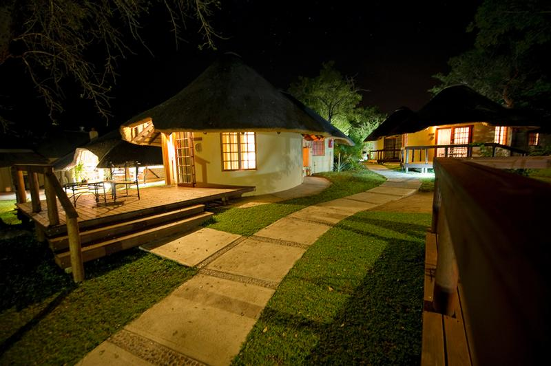 Family Holiday South Africa - Elephant Plains Safari Lodge (Upgrade) - rondavel