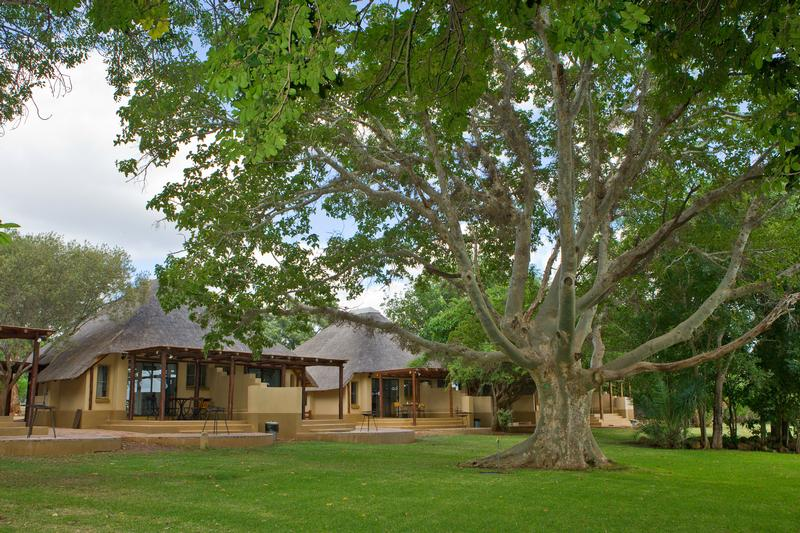 Family Holiday South Africa - Lower Sabie Restcamp bungalow