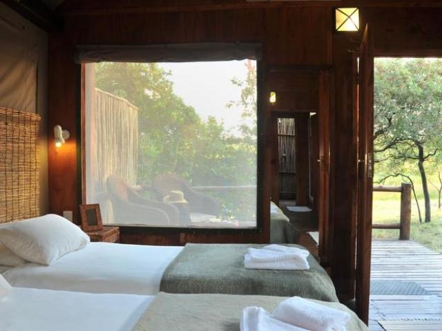 Family Holiday South Africa - Nkambeni Safari Lodge (Standard) - Tented Chalet