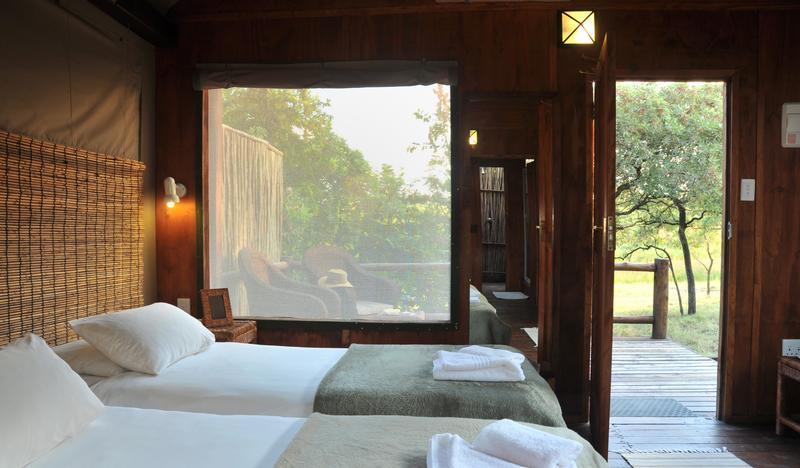 Family Holiday South Africa - Nkambeni Safari Lodge (Standard) - Tented Chalet