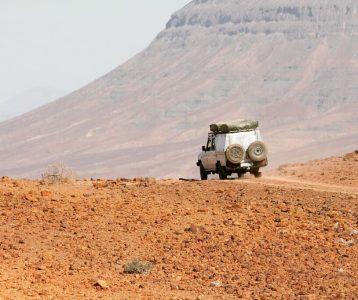 Namibia self drive tour, off road magic