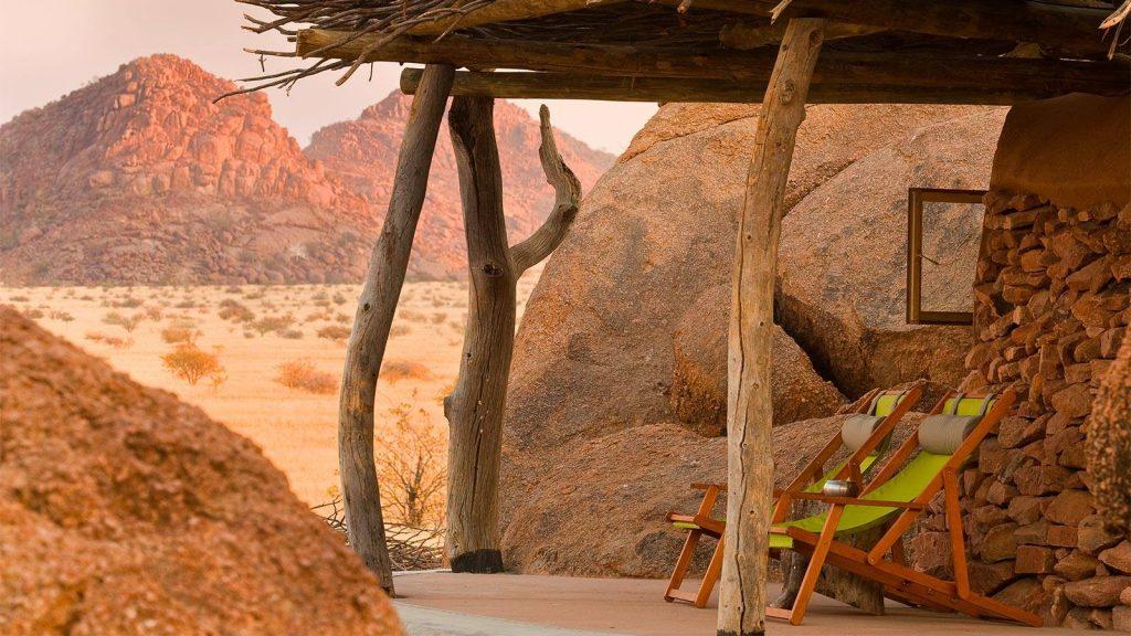 Namibia self drive tour stunning accommodation