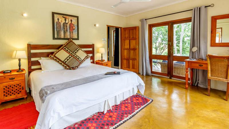 Family Holiday South Africa - Rissington Inn (Standard) - Garden Suite