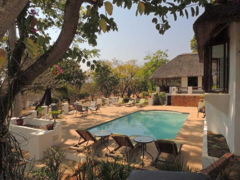 Family Holiday South Africa - Rissington Inn (Standard) - Pool
