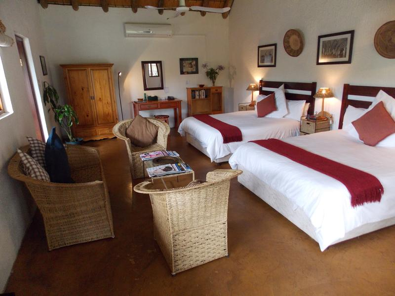 Family Holiday South Africa - Rissington Inn (Standard) - Guest Room