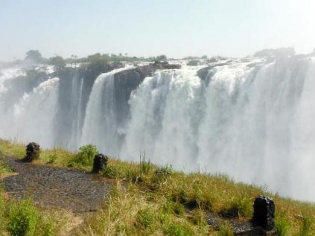 Victoria Falls, Botswana and Zimbabwe