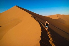 Sossousvlei Namibia
