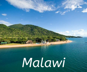 Travel itineraries southern Africa -Malawi