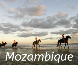 Travel itineraries southern Africa -Mozambique
