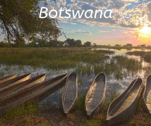 Botswana itineraries