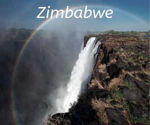 Zimbabwe Itinerary