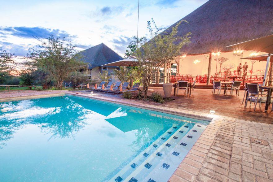 Family Self-Drive Botswana - Chobe Bush Lodge, Pool (Upgrade)
