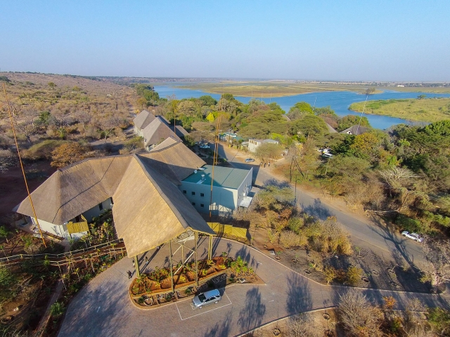 Chobe Bush Lodge, Botswana (Upgrade option)