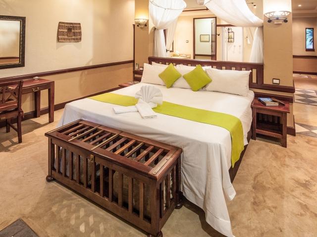 Luxury Room, Chobe Safari Lodge, Botswana