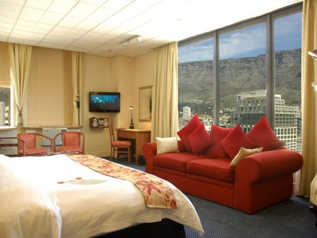 Standard Room, Cape Town Lodge
