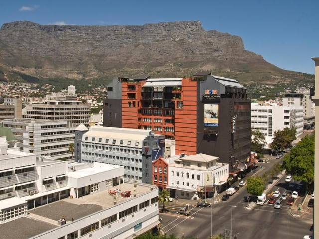 Cape Town Lodge in the heart of the city