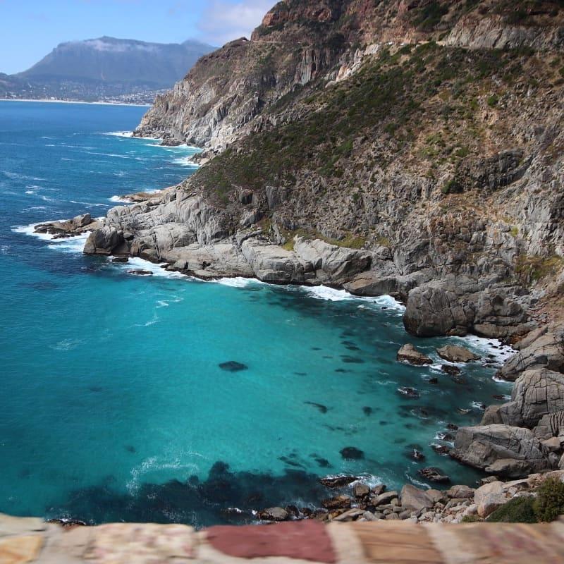 Chapmans Peak - Cape Point self drive