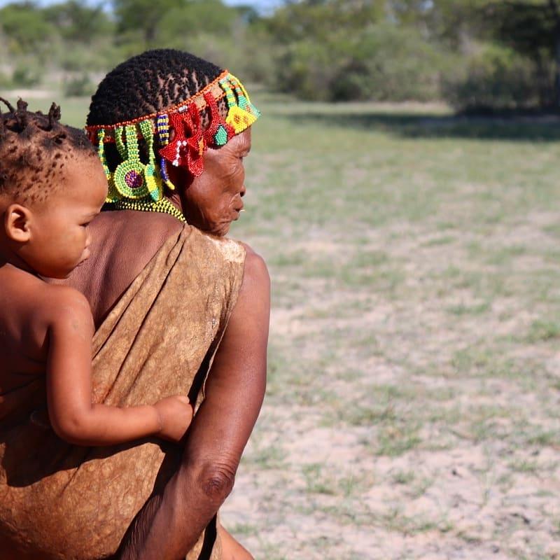 Spending time with the Ju/'hoansi San – Tsumkwe, Namibia
