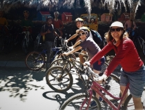 Soweto cycling tour, South Africa