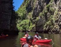 Kayak, Storms River, South Africa