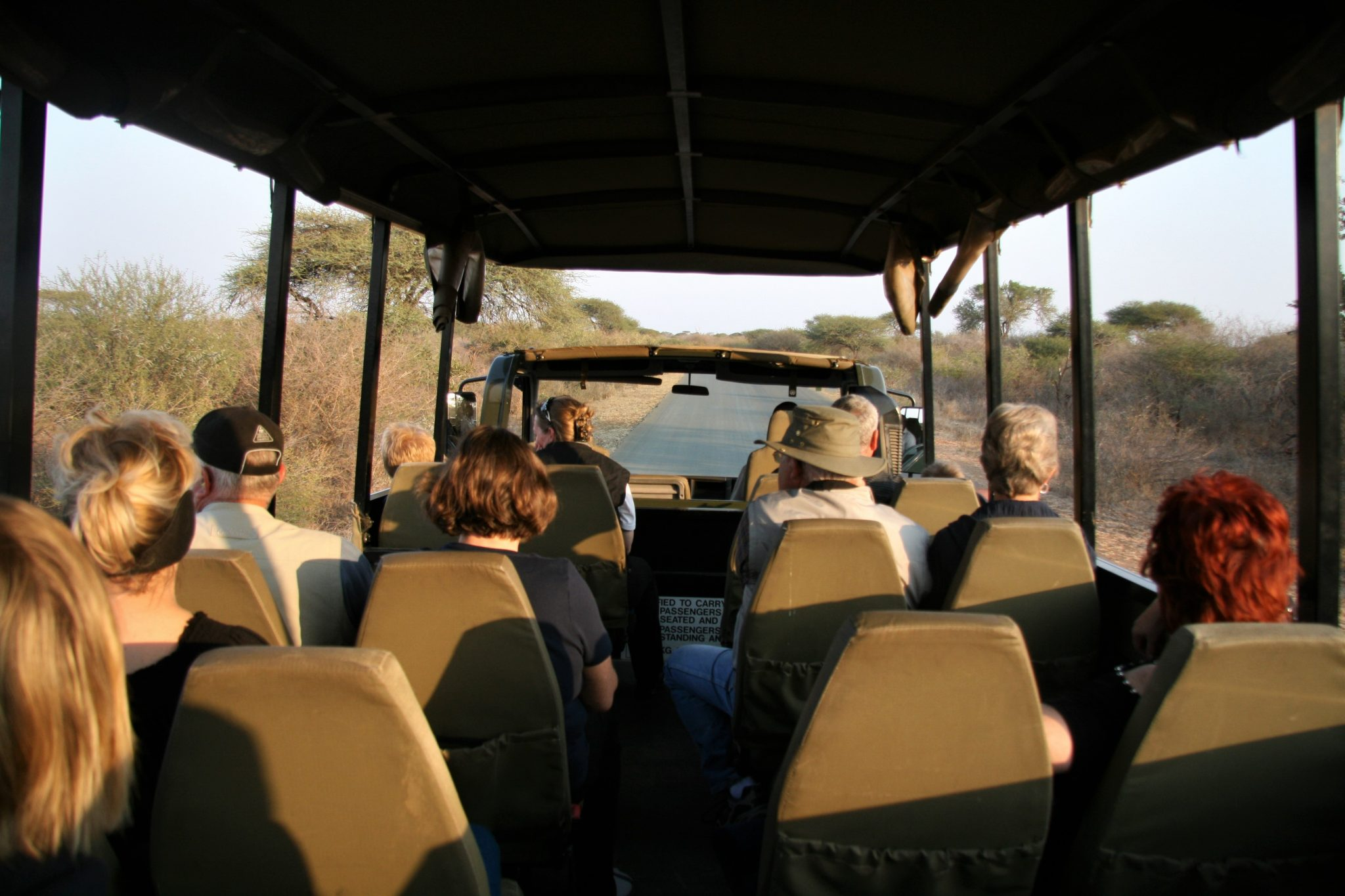 Kruger family safari