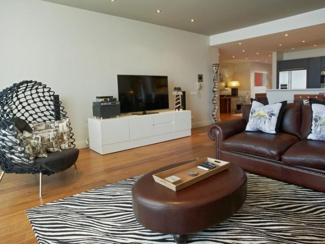 Family Holiday South Africa - De Waterkant Apartments, Lounge (Standard)