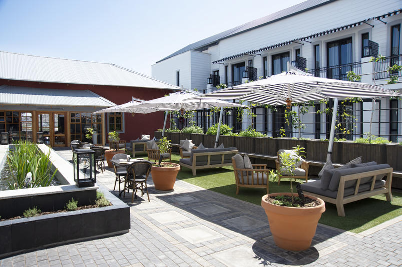 Namibia Wonders - Am Weinberg Boutique Hotel Gardens, Windhoek (Upgrade)