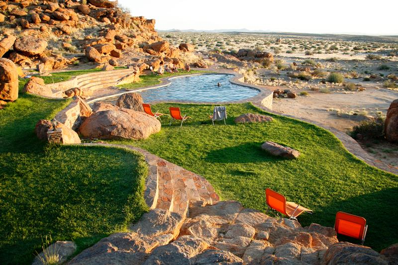 Namibia Wonders - Canyon Lodge - Pool & View, Fish River Canyon (Upgrade)