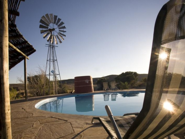 Cape to Windhoek - Canyon Roadhouse, Fish River Canyon (Standard), Pool