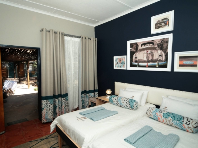 Cape to Windhoek - Canyon Roadhouse, Fish River Canyon (Standard), guest room