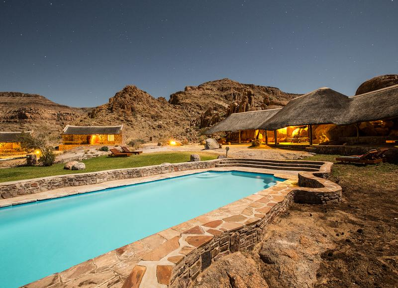 Namibia Wonders - Canyon Village - Fish River Canyon (Standard)