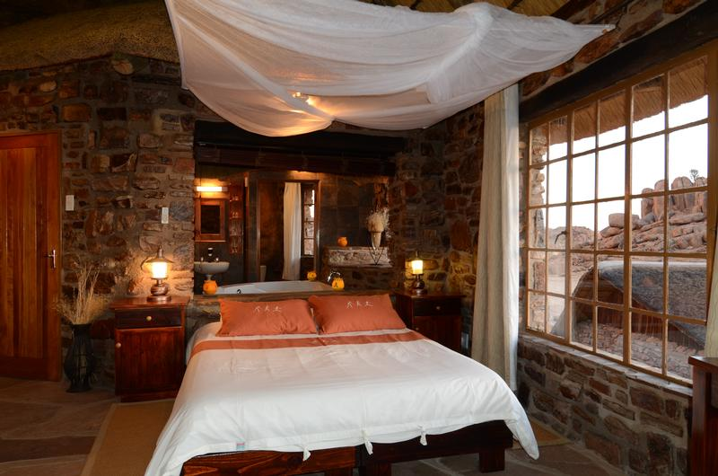 Namibia Wonders - Canyon Lodge - Room, Fish River Canyon (Upgrade)